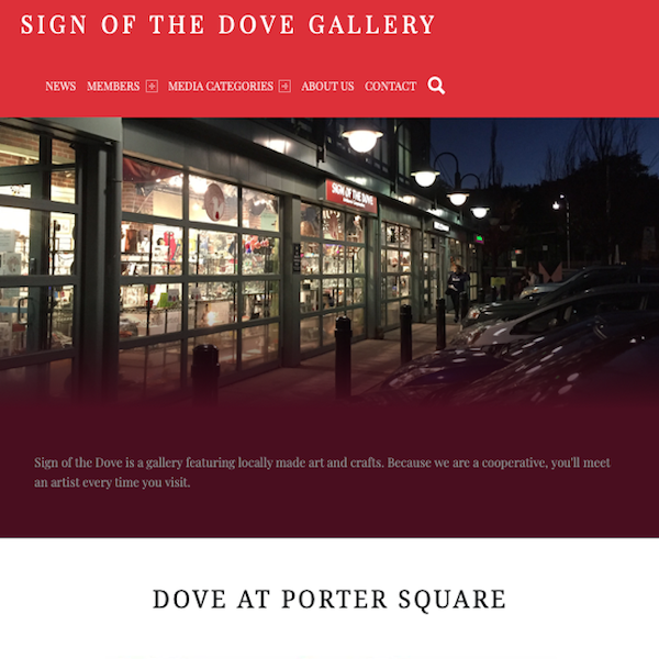 Sign of the Dove Gallery