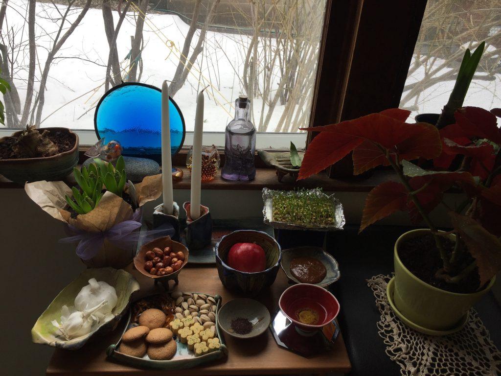 2017 Spring Equinox Sholeh Regna Hafseen