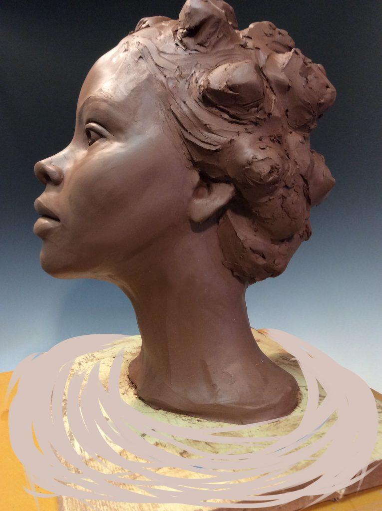 Sholeh Regna, Portrait of a Woman